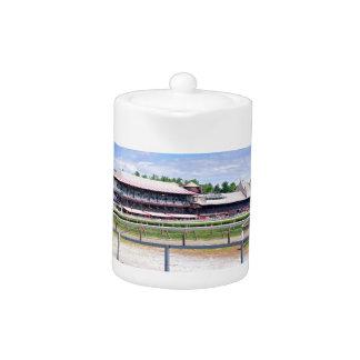 Saratoga Race Course and Clare Court Teapot