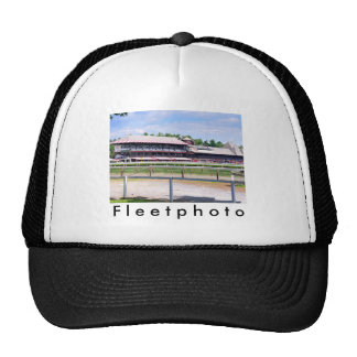 Saratoga Race Course and Clare Court Trucker Hat