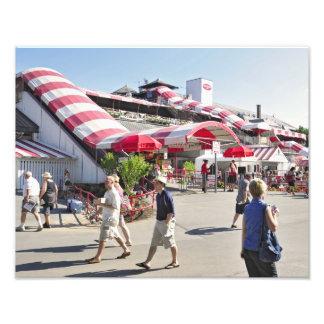 Saratoga Race Course Photo Print