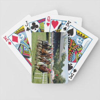 Saratoga Race Course Playing Cards