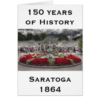 Saratoga s 12 Stakes Winners jpg Card