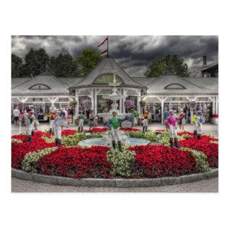 Saratoga s 12 Stakes Winners jpg Postcard