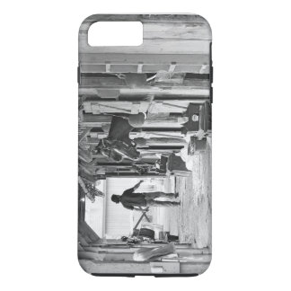 Saratoga Shedrow at Horse Haven iPhone 7 Plus Case