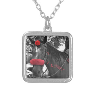 Saratoga Silver Plated Necklace