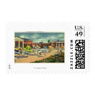 Saratoga Spa Recreation Unit View Postage Stamp