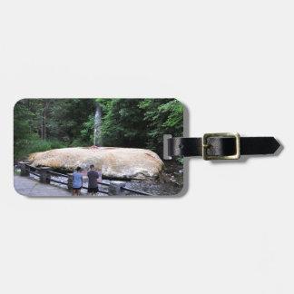 Saratoga Spa State Park-Geyser Creek Bag Tag