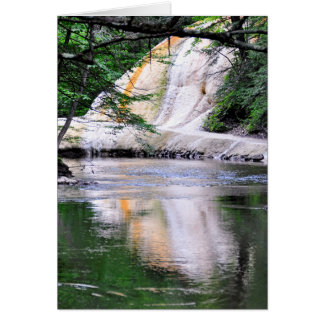 Saratoga Spa State Park-Geyser Creek Card