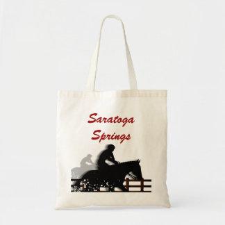 Saratoga Springs Budget Tote Bag