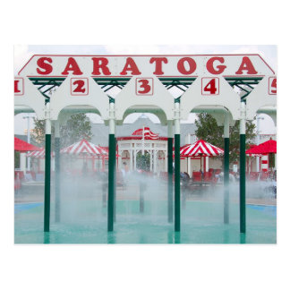 Saratoga Springs Pool Play Area Post Cards