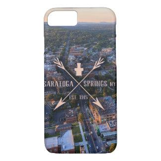 Saratoga Springs Series 01 iPhone Case