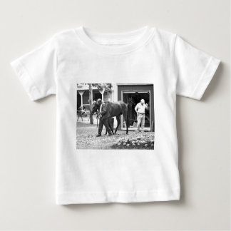Saratoga Stables Baby T-Shirt