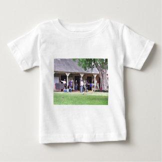 Saratoga Stables Barn #39 Baby T-Shirt