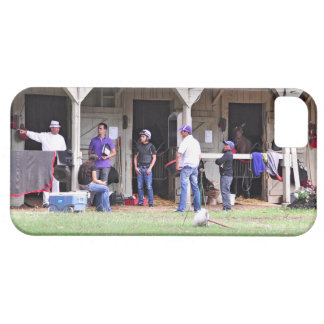 Saratoga Stables Barn #39 iPhone 5/5S Cover