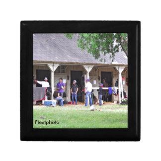 Saratoga Stables Barn #39 Gift Box
