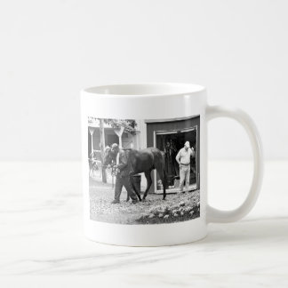 Saratoga Stables Coffee Mug
