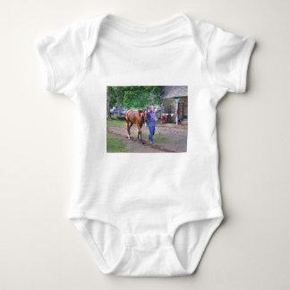 "Saratoga Stables ""Horse Haven"" Baby Bodysuit"