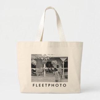 "Saratoga Stables ""Horse Haven"" Canvas Bag"
