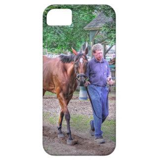 "Saratoga Stables ""Horse Haven"" iPhone SE/5/5s Case"