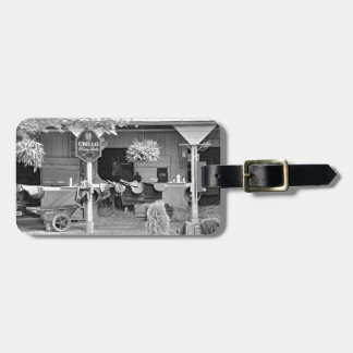 """Saratoga Stables """"Horse Haven"""" Tags For Luggage"""