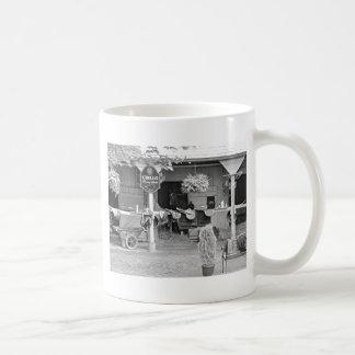 "Saratoga Stables ""Horse Haven"" Classic White Coffee Mug"