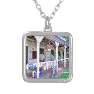 "Saratoga Stables ""Horse Haven"" Pendants"