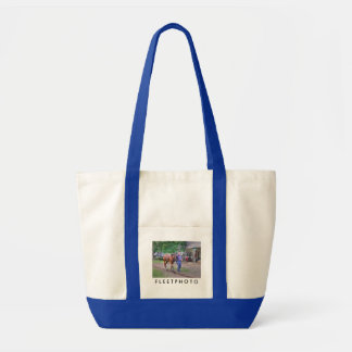"""Saratoga Stables """"Horse Haven"""" Tote Bag"""
