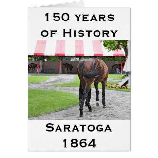 Saratoga Swish Card