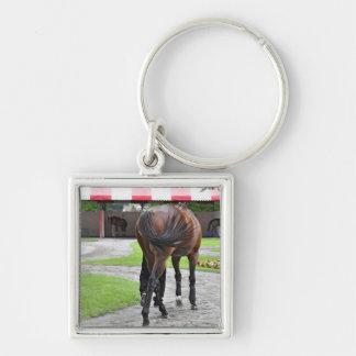 Saratoga Swish Keychain