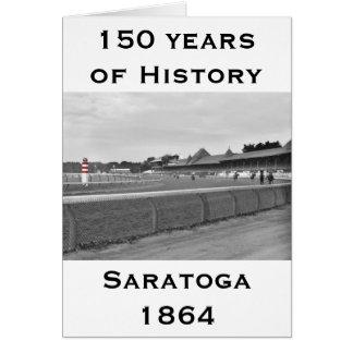 Saratoga's Clubhouse Card