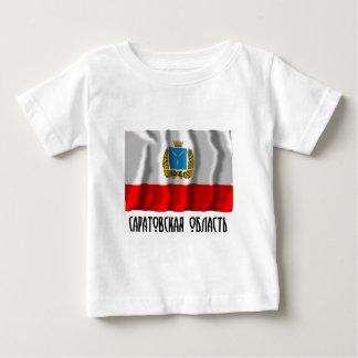 Saratov Oblast Flag Tshirt