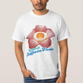 Sarawak Rafflesia Flower Tee Shirt