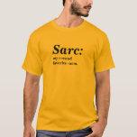 Sarc: mi segundo favorito - asm playera