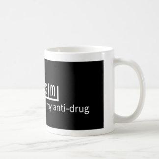 SARCASM my anti-drug mug
