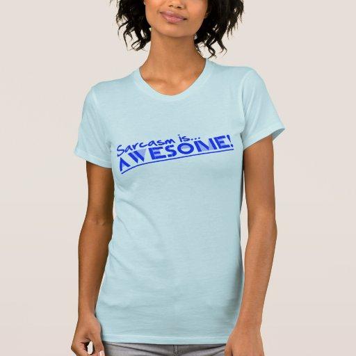Sarcasmo Camisetas