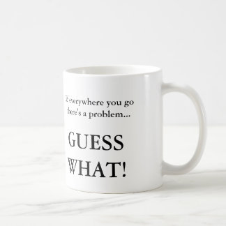 Sarcastic Answer to Annoying People Coffee Mug