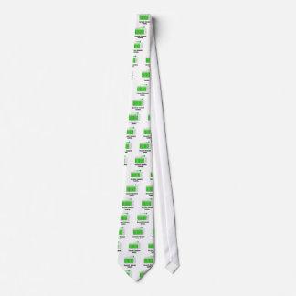 Sarcastic Comment Loading Tie