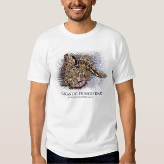Sarcastic Fringehead  T-Shirt