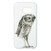 Sarcastic owl samsung galaxy s7 case