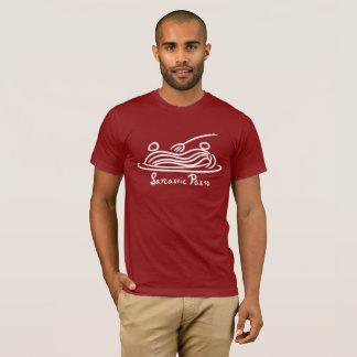 Sarcastic Pasta Logo Shirt