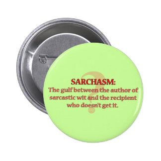 Sarchasm Button