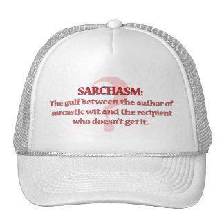 Sarchasm Gorra