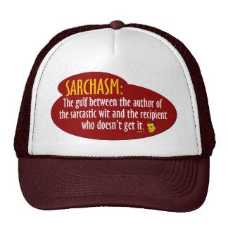 Sarchasm Gorras