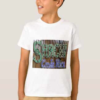 Sarchi Costa Rica Wood T-Shirt