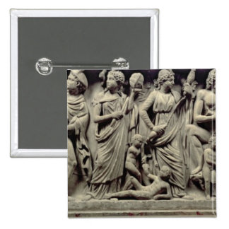 Sarcófago con el alivio que representa PROMETHEUS  Pins
