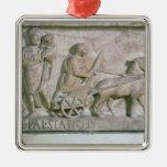 Sarcófago de Cornelio Statius Ornaments Para Arbol De Navidad