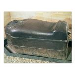 Sarcófago de Eshmunazar, rey de Sidon Tarjetas Postales