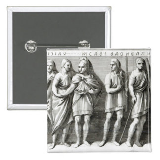 Sarcófago de Etruscan Pins