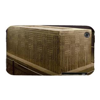 Sarcófago de la cucaracha de Abu (piedra caliza) ( Case-Mate iPhone 3 Protector