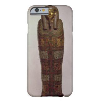 Sarcófago de Nehemes Mentou, sacerdote del Amon, Funda De iPhone 6 Barely There