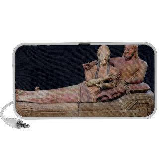 Sarcófago de un par casado, 525-500 A.C. Mp3 Altavoz